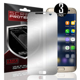 Skque® Mirror Screen Protector for Samsung Galaxy S7, 3 Pack