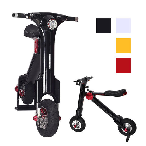 Skque® K Series Foldable Electric Bike Scooter