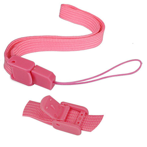 Skque Remote Controller Wrist Strap for Nintendo Wii, Pink