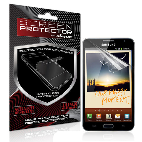 "Skque® Premium Clear Screen Protector Of Samsung Galaxy Note N7000 i9220(5.3"")"