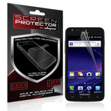 Skque Clear Screen Protector for Samsung Galaxy S2 Skyrocket i727 AT&T