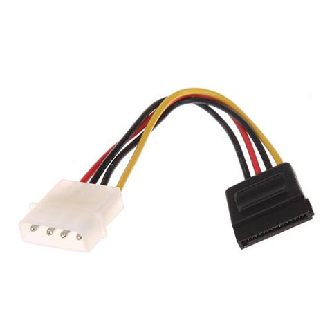 SATA Hard Drive Disk Adapter Power Cable For Sata, Sata2, IDE Hard Disk Drive