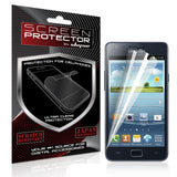 Galaxy S2 Screen Protector,Skque® Anti Scratch Mirror LCD Screen Protector Cover Guards for Samsung Galaxy S2 I9100
