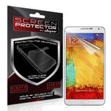 Skque® Anti Scratch Clear LCD Screen Protector Cover Guards for Samsung Galaxy Note 3 N9000