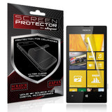 Skque® Anti-Glare Screen Protector for Nokia Lumia 520