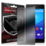 Skque® Privacy Screen Protector for Sony Xperia Z4