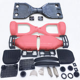 "Scooter Assembly Kit, Skque® 6.5"" Original Self Balancing Electronic Scooter Frame and Casing Assembly, Pink"