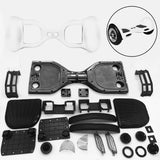 "Scooter Assembly Kit, Skque® 10"" Self Balancing Electronic Scooter Frame and Casing Assembly, White"