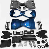 "Scooter Assembly Kit, Skque® 8""New Self Balancing Electronic Scooter All Accessories Needed Parts"