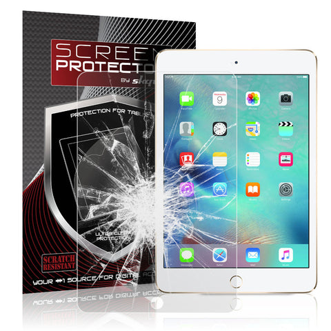 iPad Mini 4 Screen Protector, Skque® Tempered Glass Screen Protector for Apple iPad Mini 4