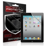 Skque Anti-Glare Screen Protector for Apple iPad