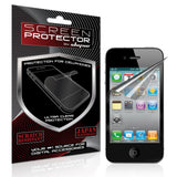 Skque Apple Iphone 4G Clear Screen protector