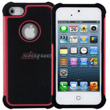 Apple iPhone 5 Hybrid Polycarbonate Silicone case