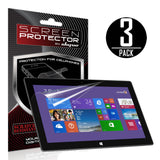 Skque 3 Pcs Anti Scratch Screen Protector for Microsoft Surface Pro 2