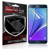 Skque® Anti Scratch Screen Protector for Samsung Galaxy Note 5, 1 Pack