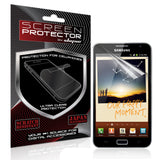 Galaxy note HD clear Screen Protector