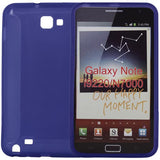 Samsung Galaxy Note GT-N7000 i9220 TPU Gel case