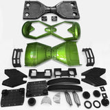 "Skque® 8"" Self Balancing Electronic Scooter Frame and Casing Assembly, Green"