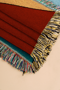 Fuga Cotton Blanket