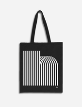 Load image into Gallery viewer, Black or Light grey Tote bag