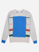 Load image into Gallery viewer, Grey Hey / Laser Sweater