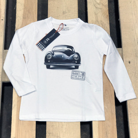 Car front long sleeve - kids