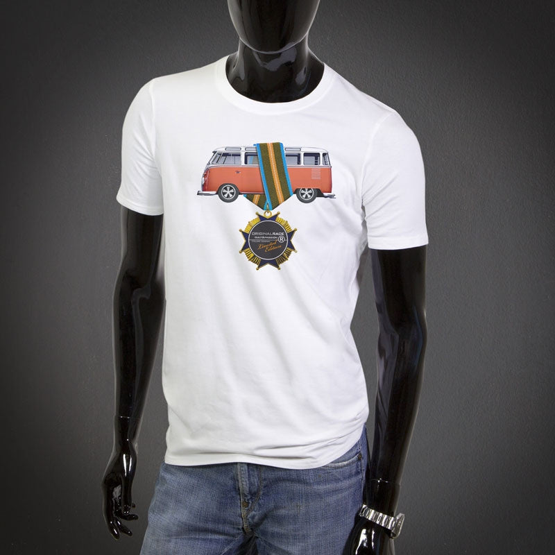 Volkswagen bus t-shirt