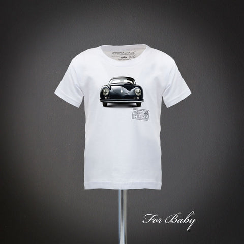 Car front T-shirt - kids
