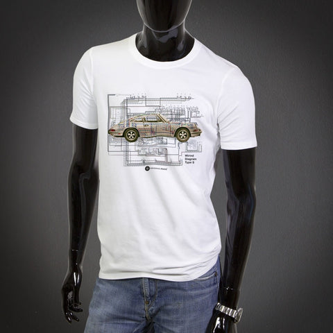 Wiring design T-Shirt