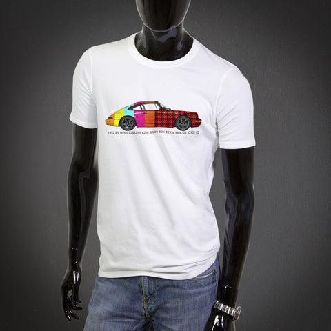 T-shirt with cool print