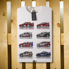 Short sleeve rally t-shirt