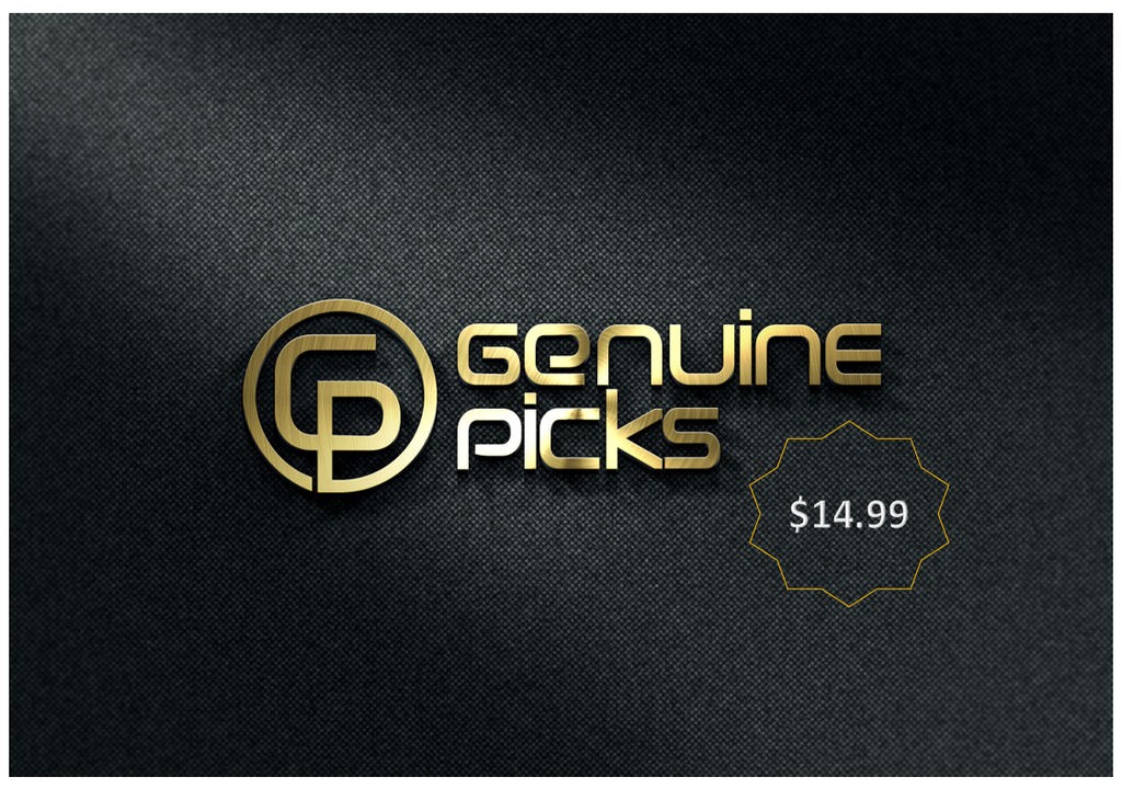 14.99$ Gift Card from Genuine Picks