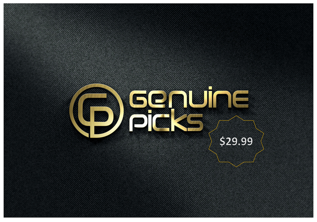 29.99$ Gift Card from Genuine Picks