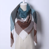 Designer Cashmere Triangle Scarf/ Shawl / Pashmina for Women