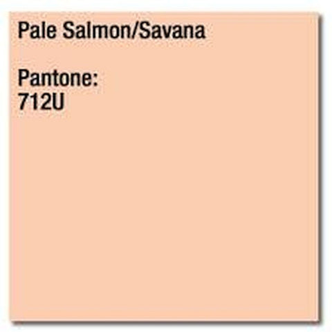 160 gsm A4 Coloraction tinted printer copier paper x 250 sheet - Pale Salmon - Savana