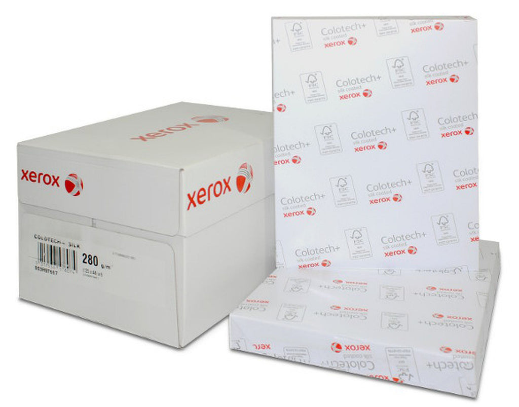Xerox Colotech+ Silk SRA3 280gsm Card x 600 sheets