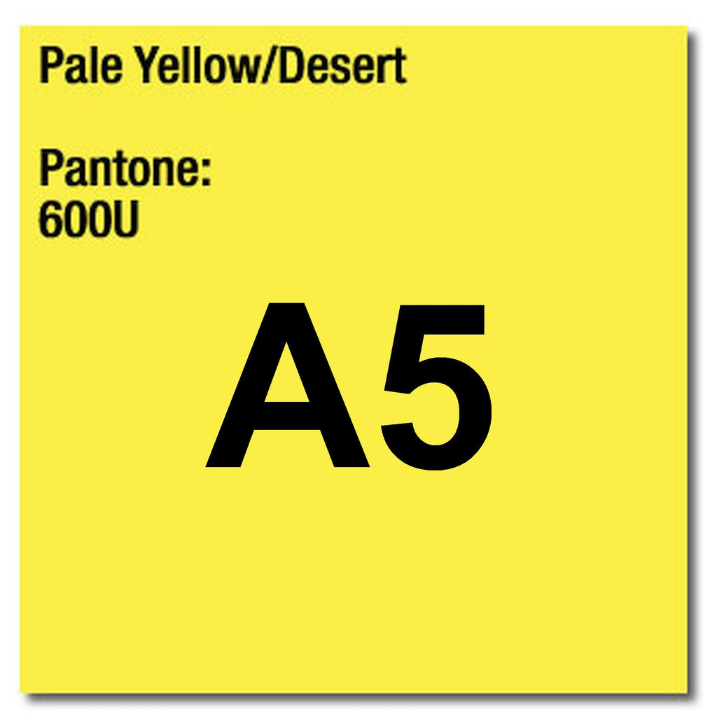 500 sheets A3 IMAGE COLORACTION PALE YELLOW (DESERT) 420 x 297mm 160GM2 FSC4