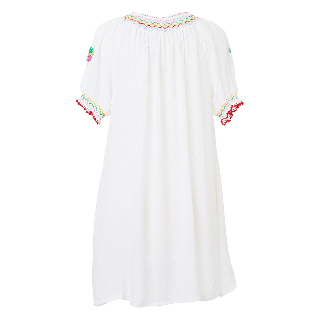Eva Dress White