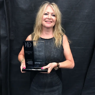 Karen Hutchings awarded 'Best Director in a Family Business'   Institute of Directors Awards - Cardiff 2015