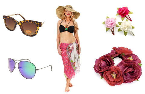 Summer holiday accessories