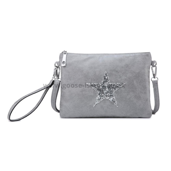 Star Clutch Purse