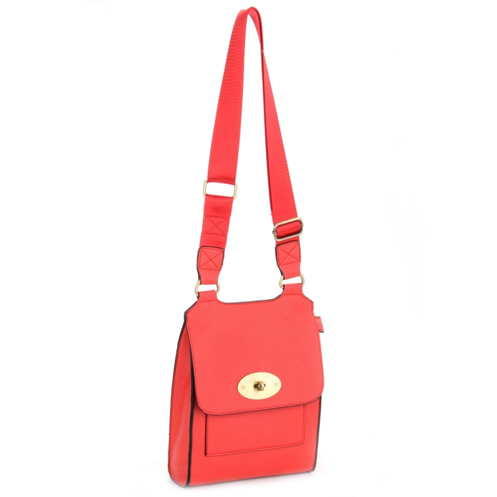 Coral Cross body Handbag - Goose Island