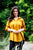 Mustard Cotton Pocket Tunic - Goose Island
