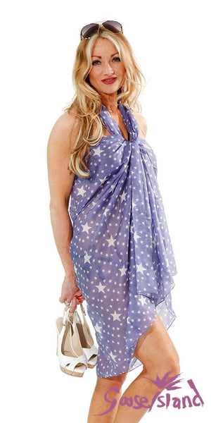 Copy of Star Print Sarong