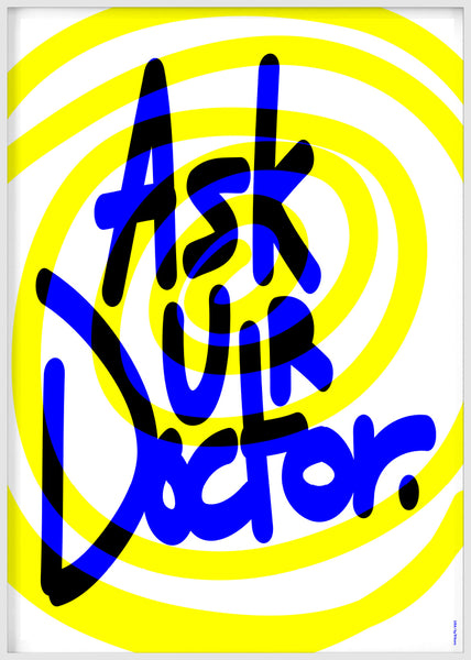 "Triboro<br>""Ask your doctor"""