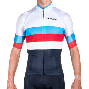 3 STRIPE RACE CYCLE JERSEY