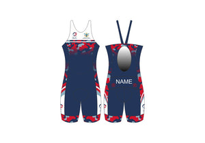 Custom Name -  ADFTC Ladies Keyhole Tri Suit