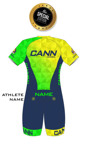 WOMEN'S SPECIAL EDITION AUSSIE IRONMAN PRO ELITE SUIT