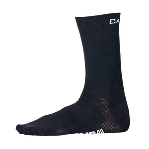Cannibal Arch Support Sock Mid Length Black