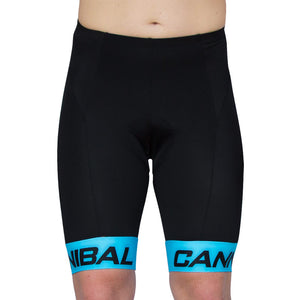 CANN FLUORO BLUE CYCLE SHORTS